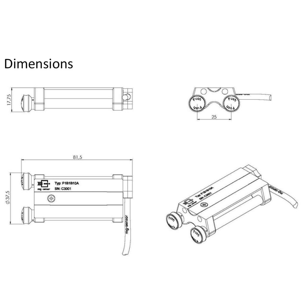 Mg Sensor