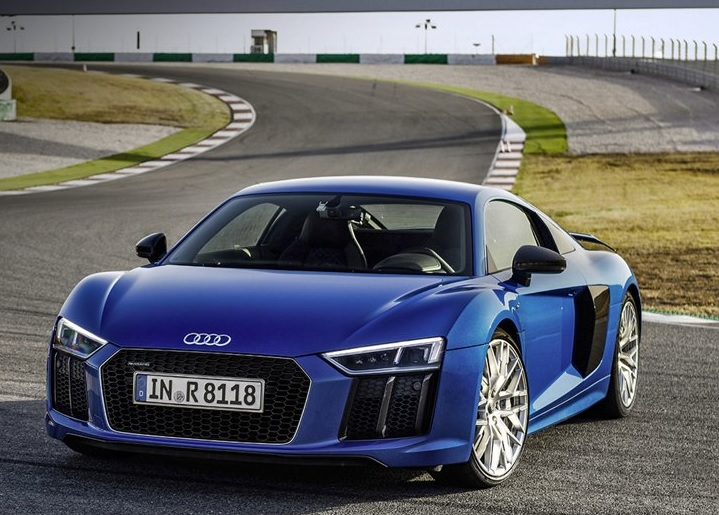 Audi Debuts The R V Plus With A Big Game Spot For The Super Bowl - Audi r8 commercial