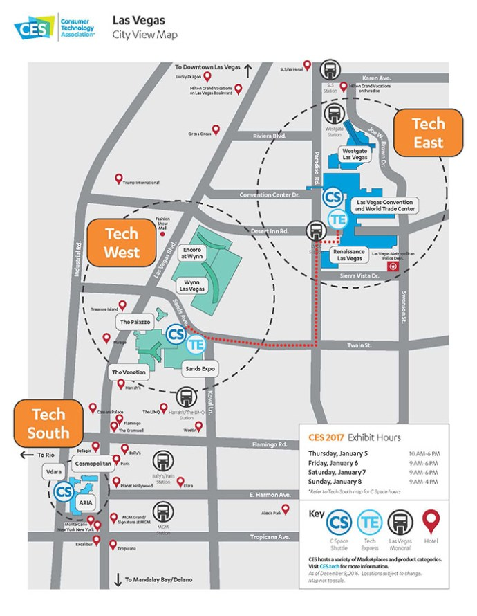 ces-show-venue-map-preview