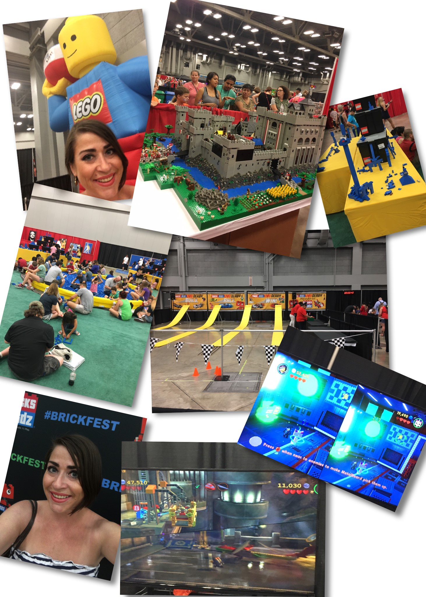 Brickfest Collage