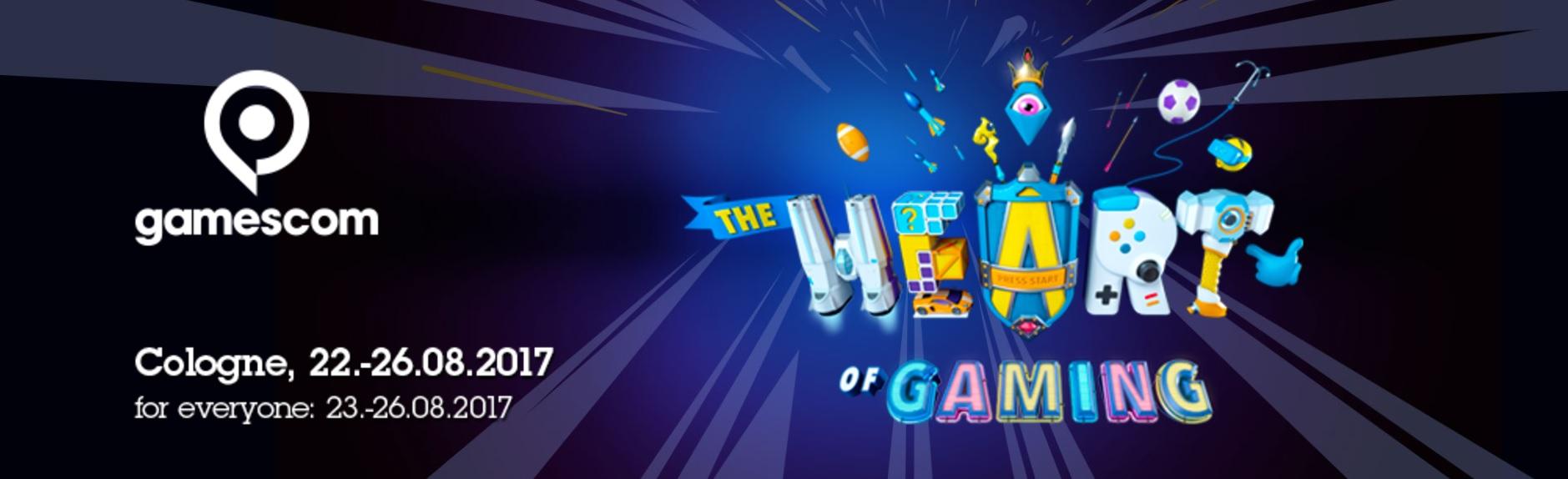 Gamescom Title