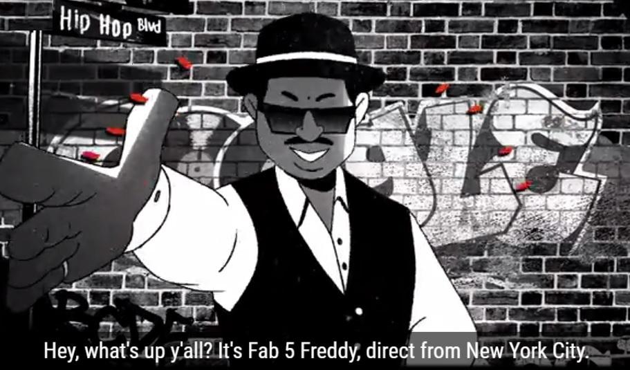 Hip Hop Freddie 1