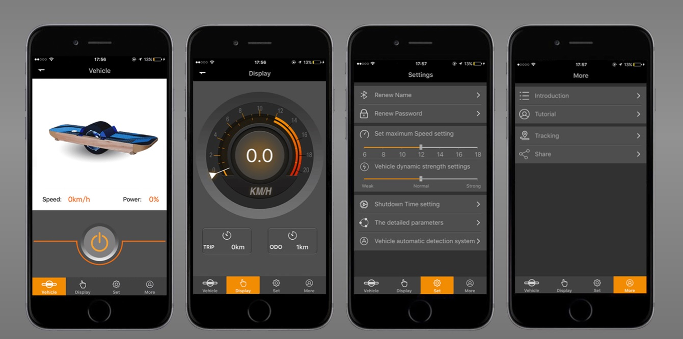 Hover X App