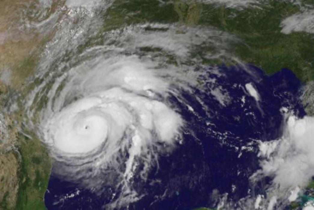 Hurrican Harvey Title
