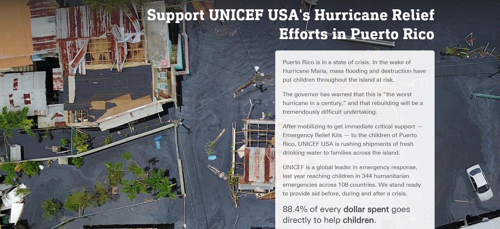 Unicef Puerto