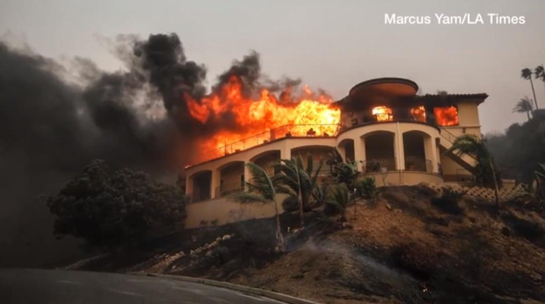 Cali Fires House