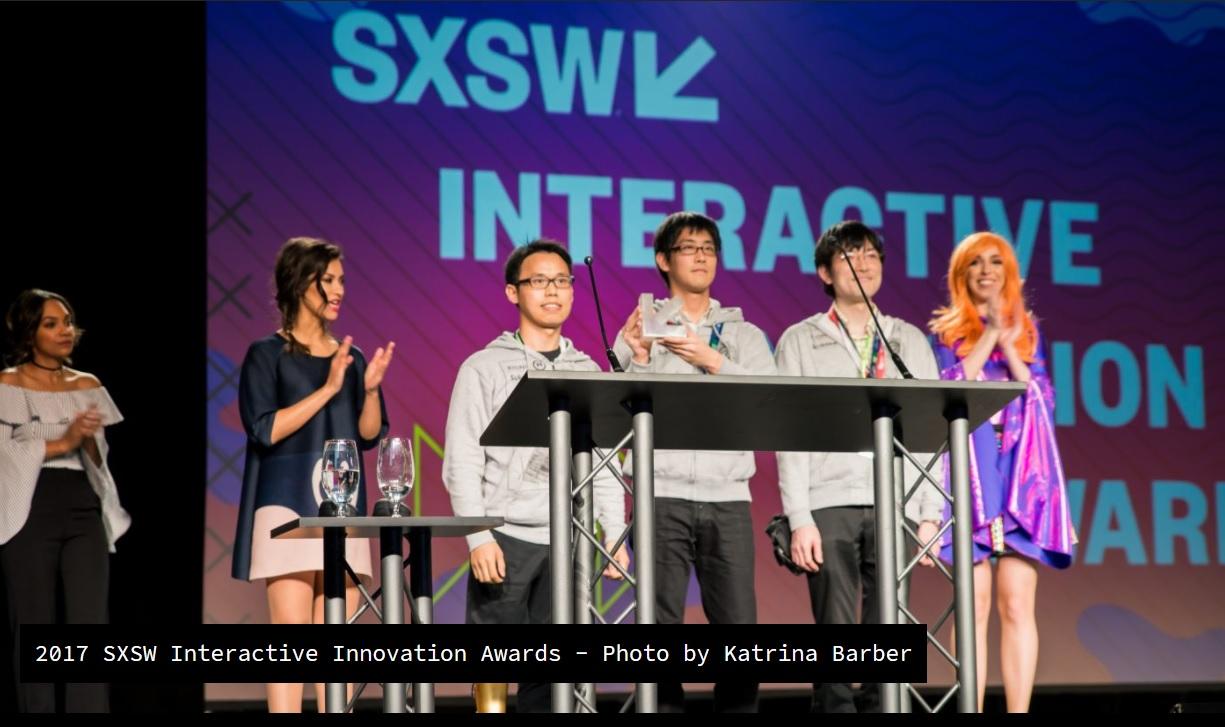 SXSW Interactive Awards