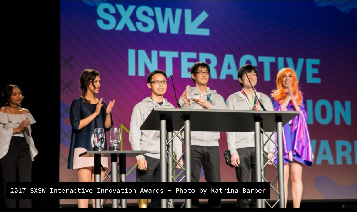 News Atx 865 Ibm Usb Wiring Diagram Front 2018 Sxsw Interactive Innovation Awards Finalists