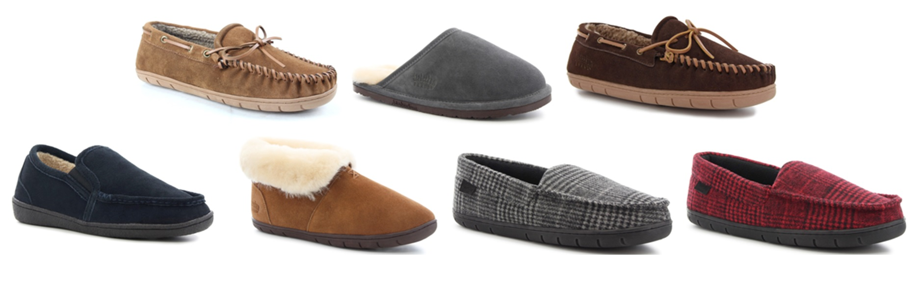 Valentines slippers