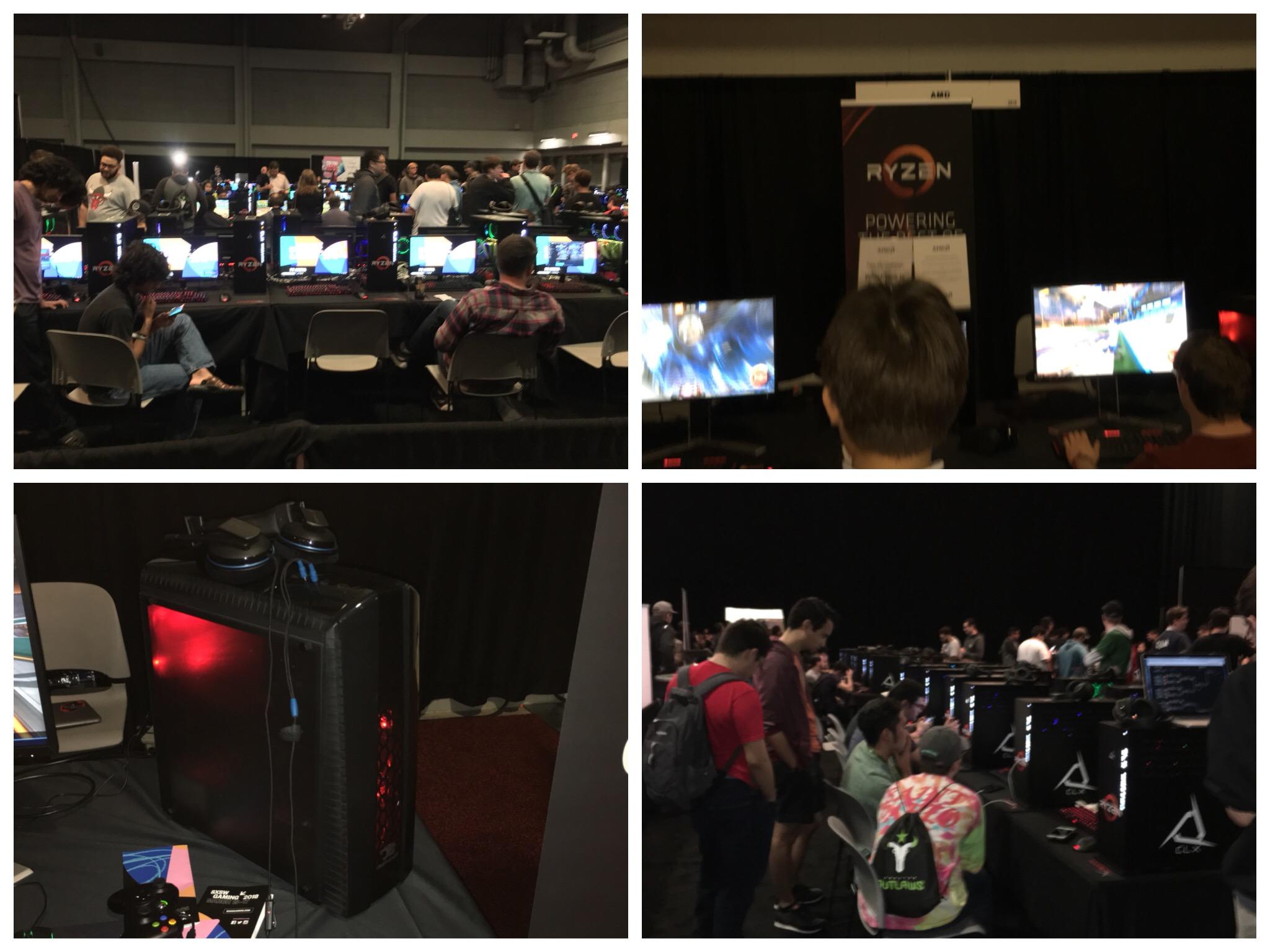SXSW Gaming Comp