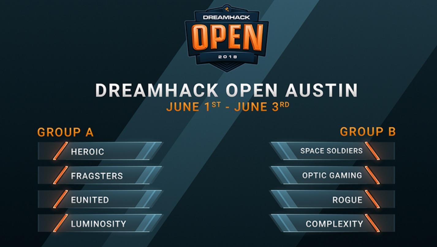 Dreamhack Austin Open
