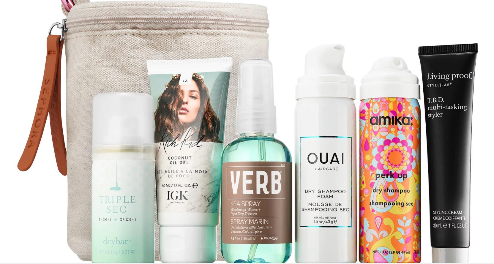 Sephora Hair Kit