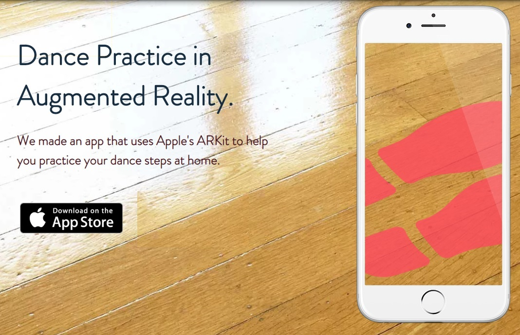 Dance Reality App Uses Apple's ARKit to Help You Practice