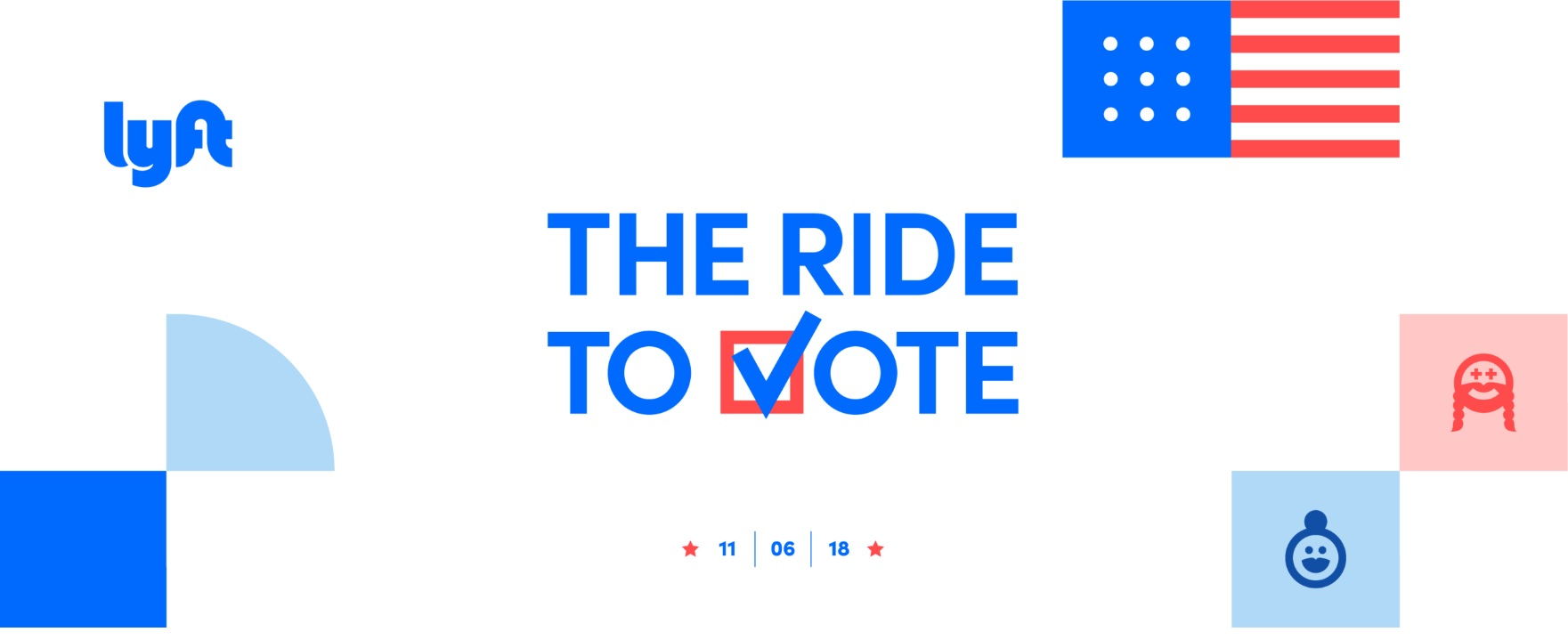 Lyft Election Day Free Ride 2018