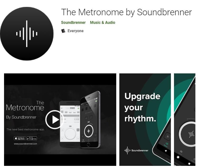 Soundbrenner App