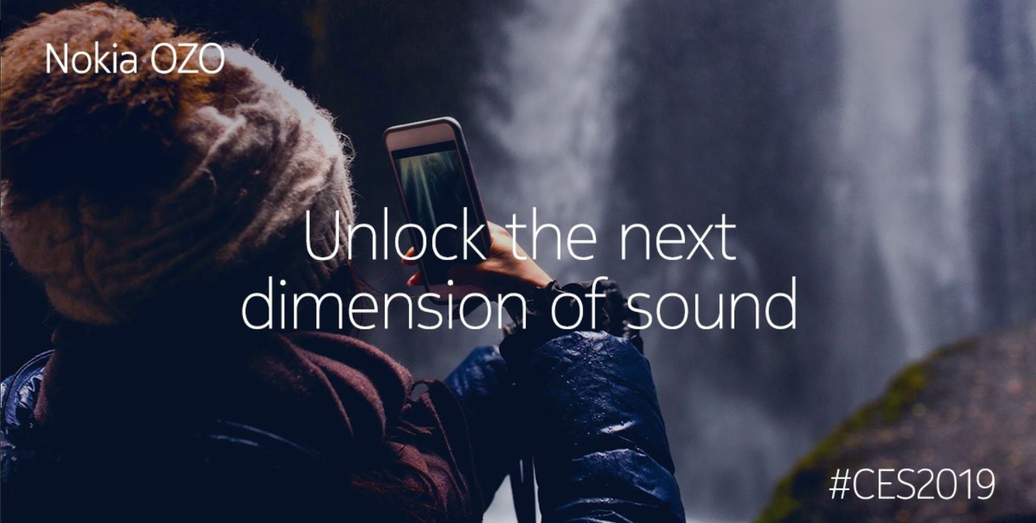 Nokia CES 2019 Title