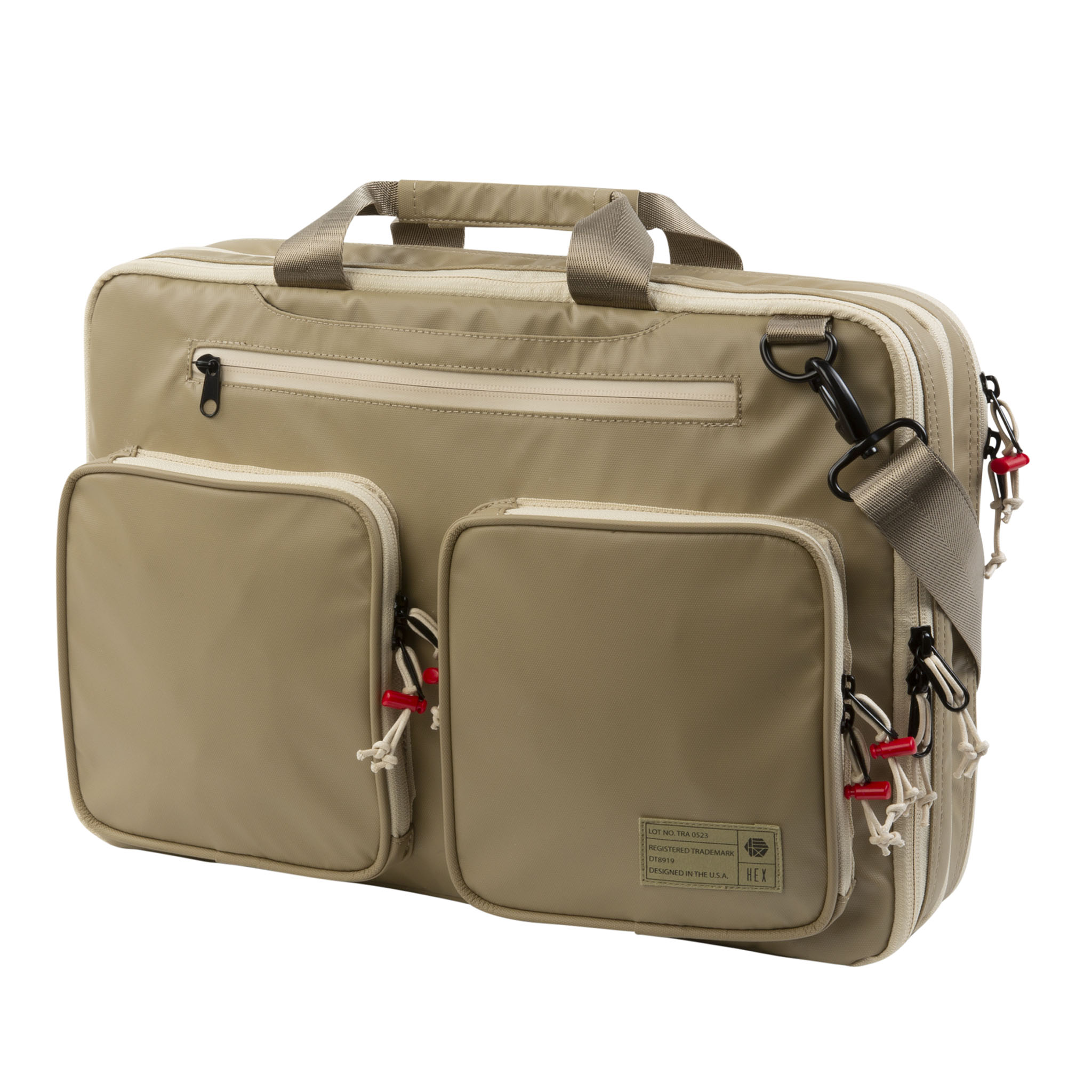 HEX Terra Expendable Briefcase