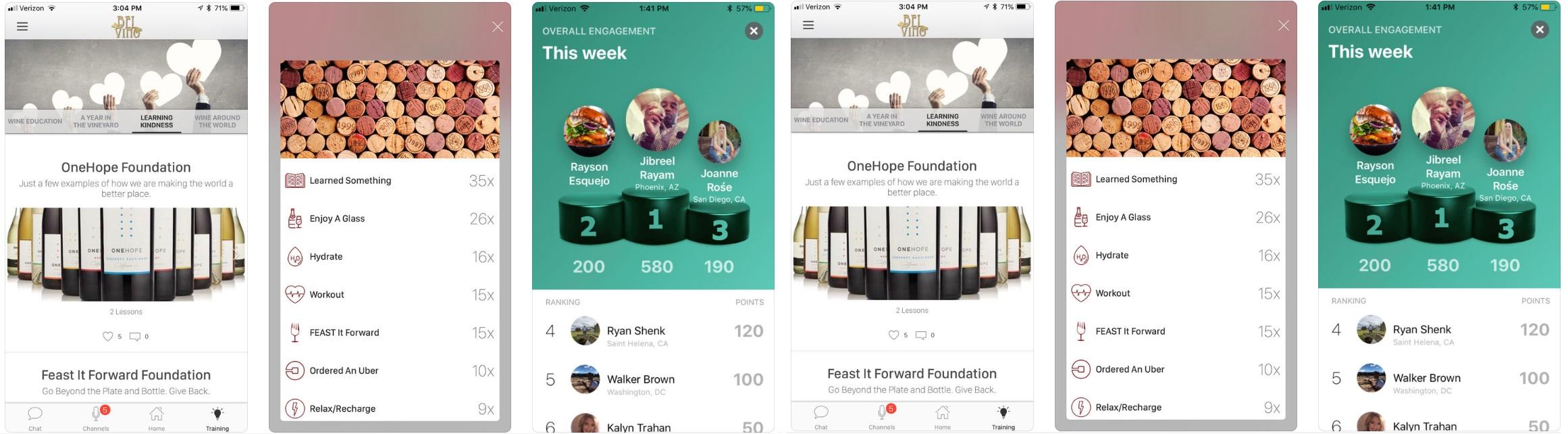 My Wine Society App 4 screenshot master