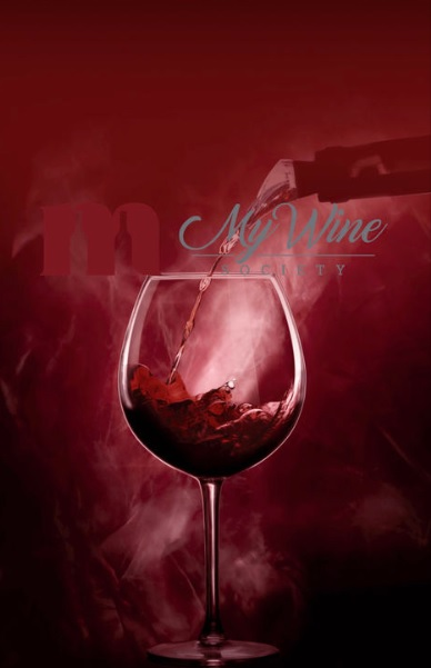 My Wine Society App Title