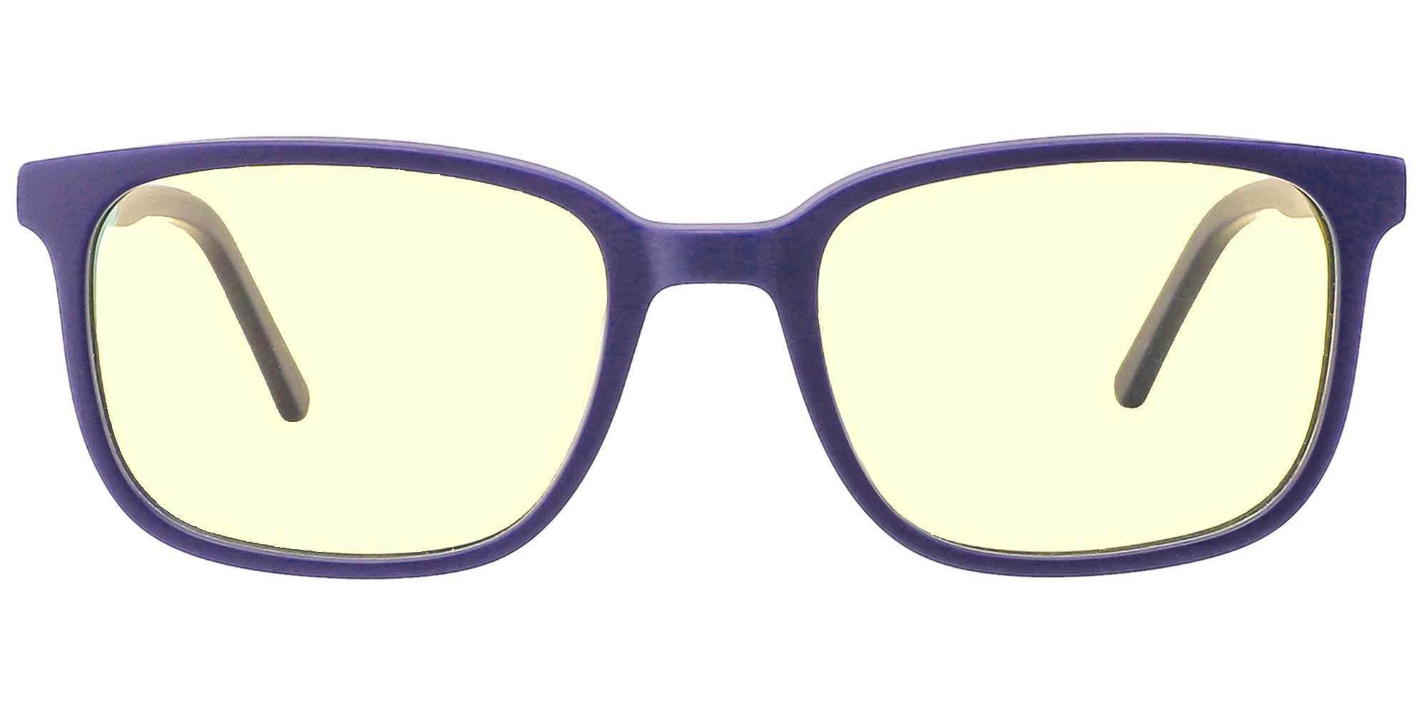 Pixel-Wear-meru-amber-glasses-matte-navy-front-Gift-Guide