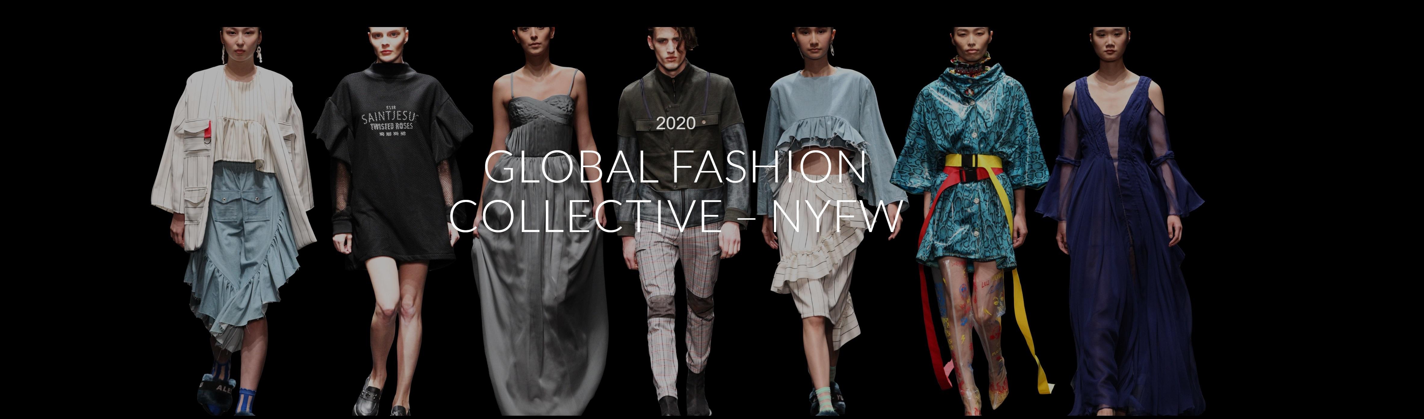 Global Fashion Collective black border