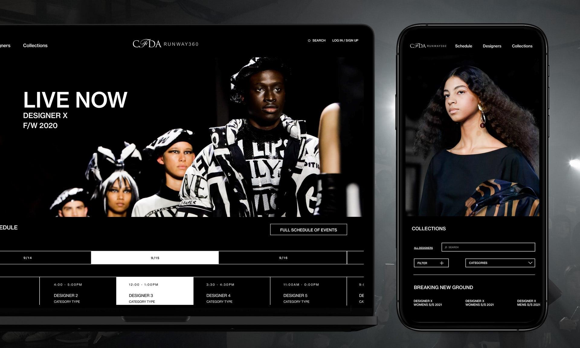NYFW 2020 Digital