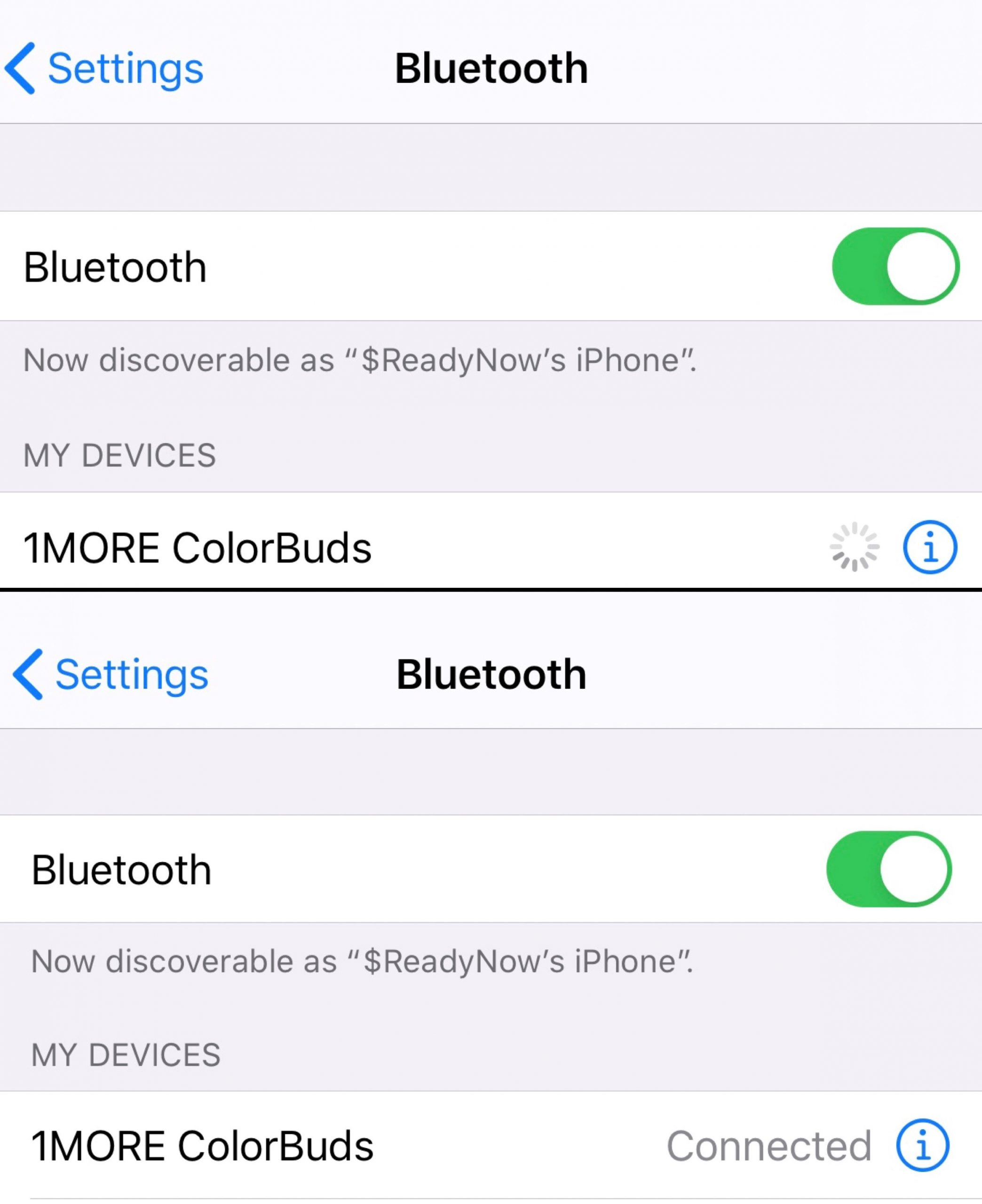 1More-Colorbuds-Phone