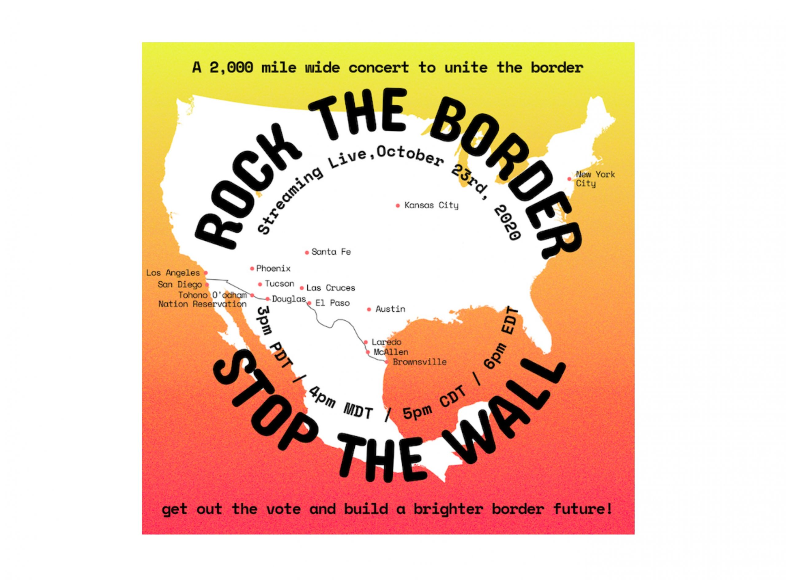 Rock the Border