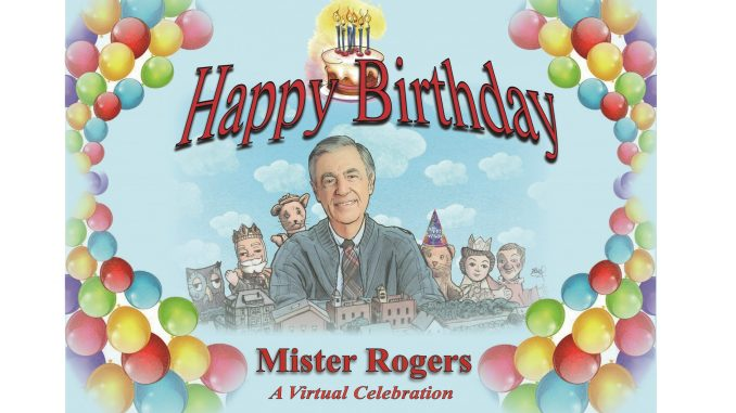 Happy Birthday Mister Rogers