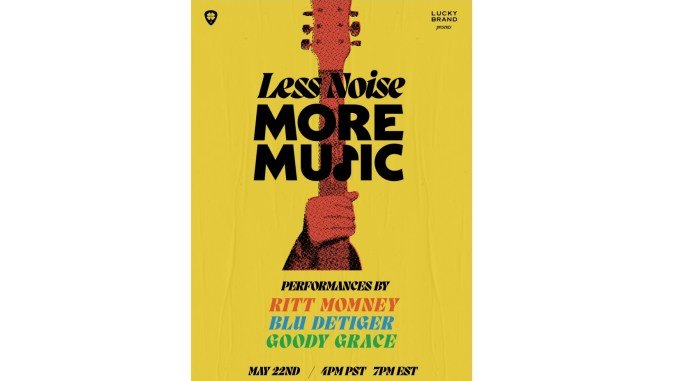 Less Noise More Music