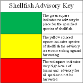 Shellfish Advisory For Some Species. Click to learn more.