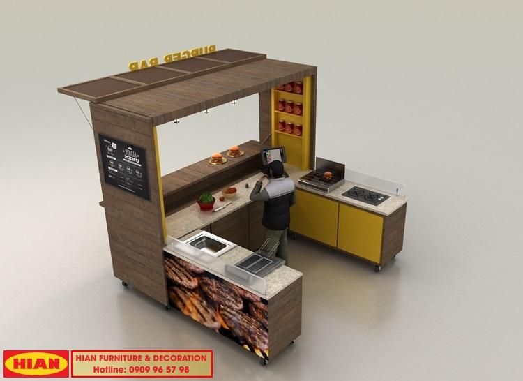 Thiết Kế Kiosk
