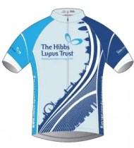 The Hibbs Lupus Trust Cycle Jersey