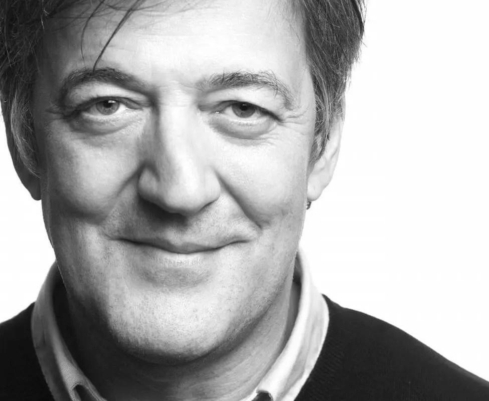 Stephen Fry - The Hibbs Lupus Trust