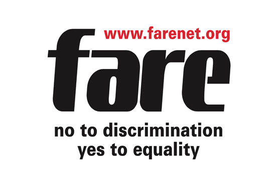 Fare Avrupa'da Irkçılığa Karşı Futbol Haftası Hibe Çağrısı