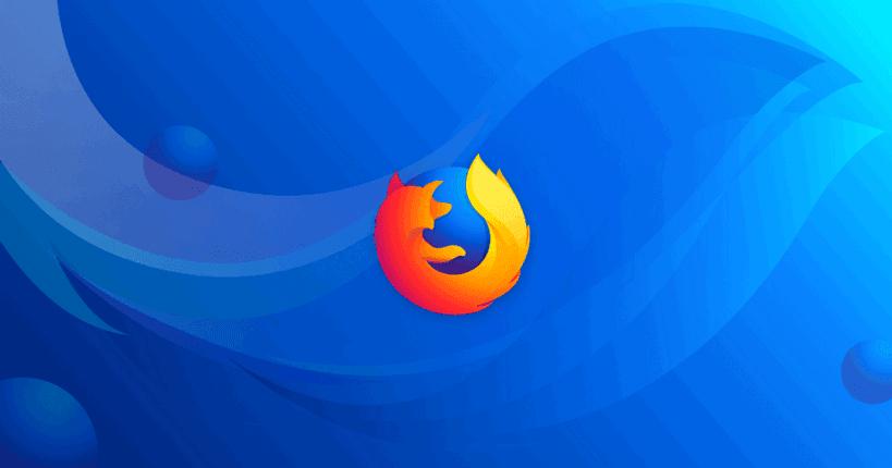 Firefox ofrecerá una opción para eliminar datos de telemetría