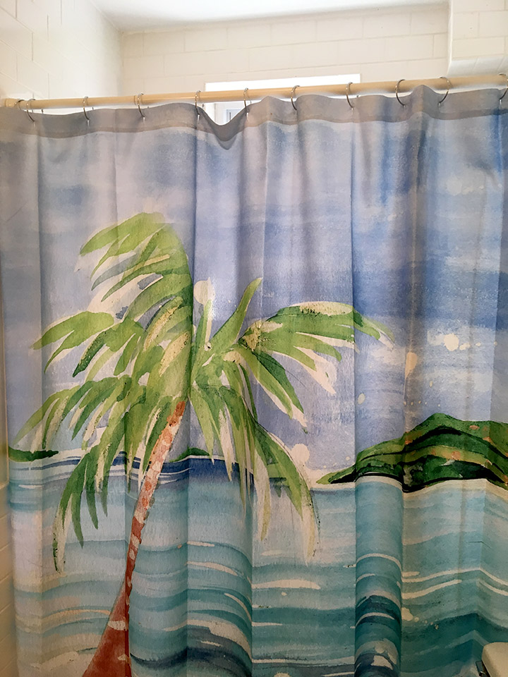 Palm Tree Bathroom Decor ...