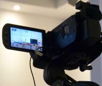 Full HD video cameras