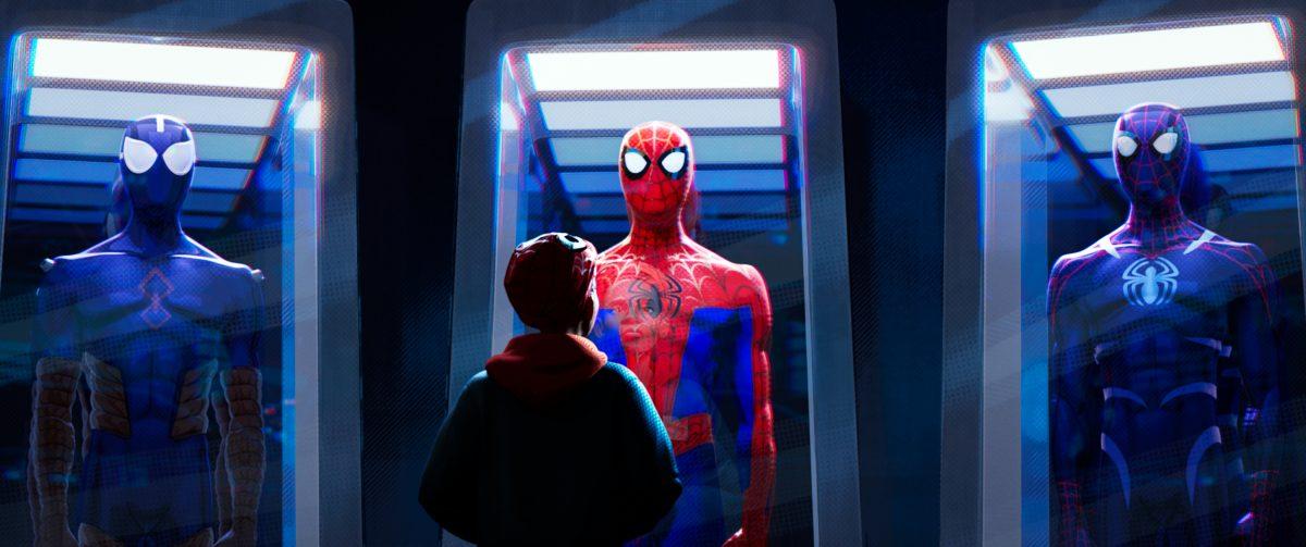 Nyt liv til en slidt superhelt – anmeldelse af 'Spider-Man: Into the Spider-Verse'