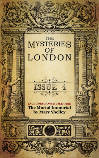 The Mysteries of London Issue 1