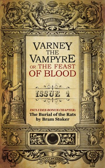 Varney the Vampyre Issue 1