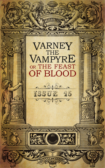 Varney the Vampyre - issue 15