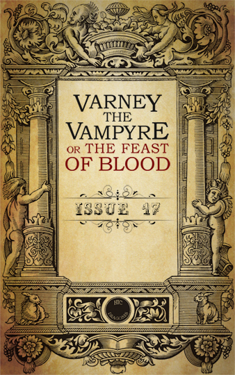 Varney the Vampyre - issue 17