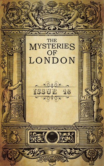 The Mysteries of London - issue 18