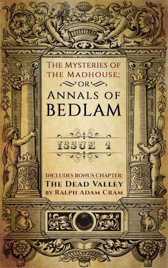 Annals od Bedlam issue 1