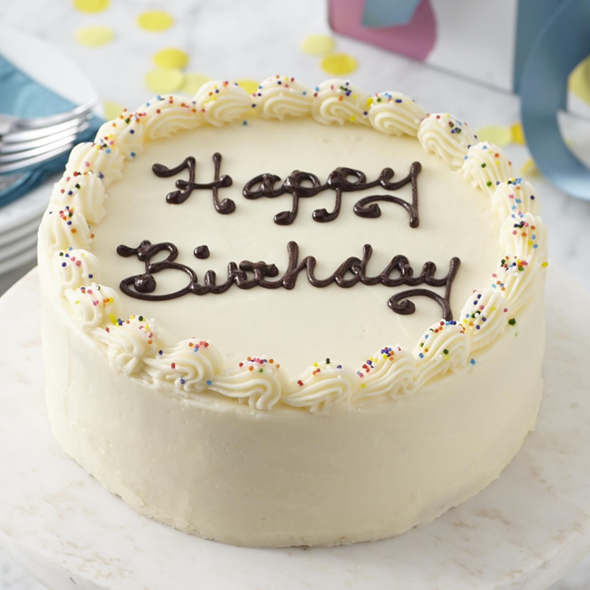 Birthday Celebration Cake Hickory Farms