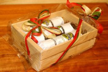 3 Salami Box