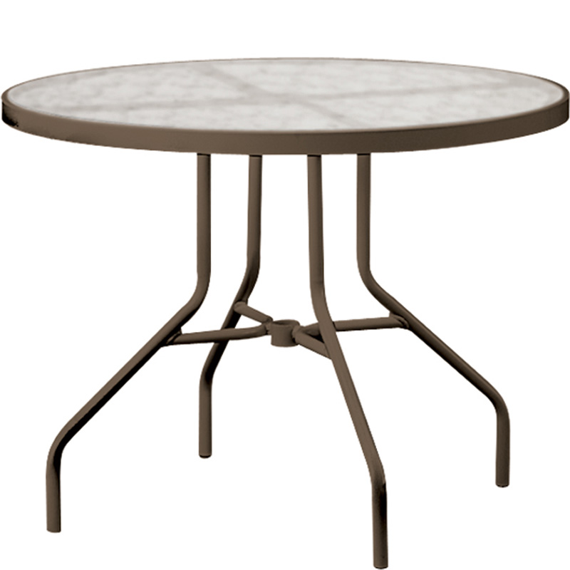 glass tables 36 inch round dining table