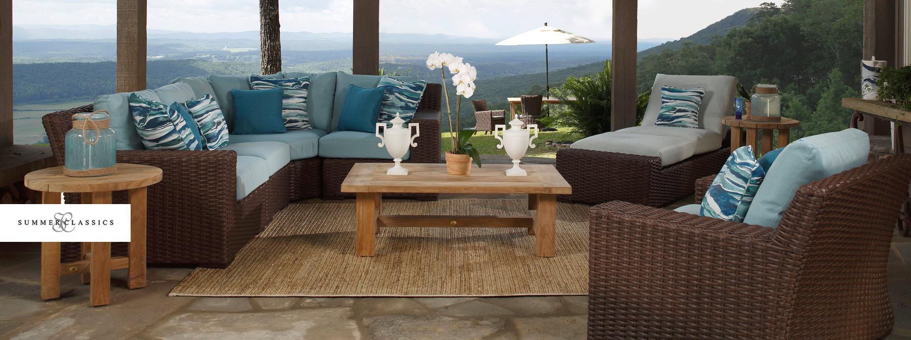 summer classics furniture discount
