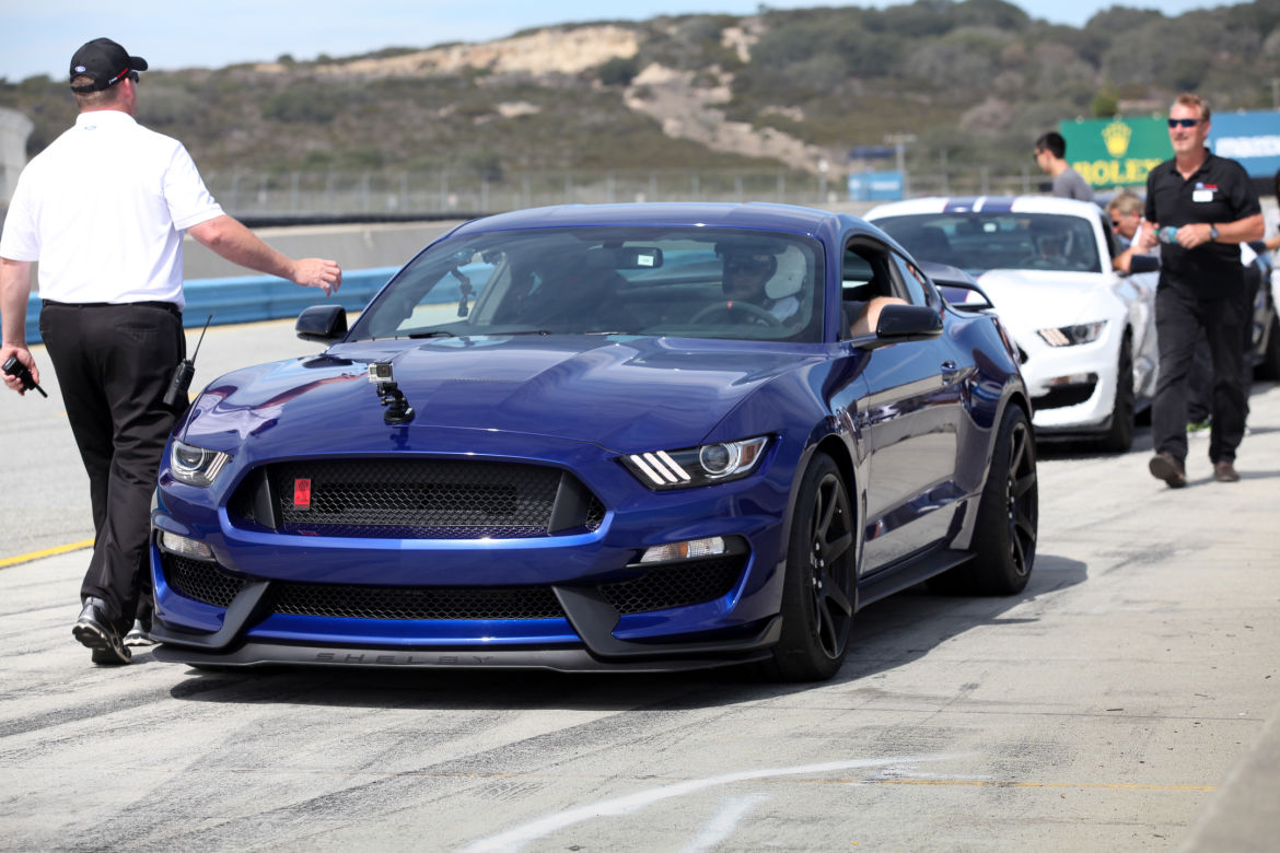 2019 Ford Mustang Shelby GT350 Car Photos Catalog 2018